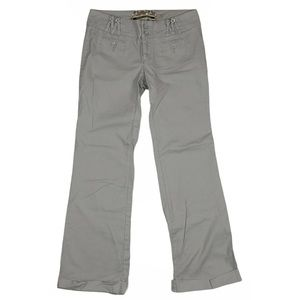 Daughters of Liberation Women's Gray Pants Size 8